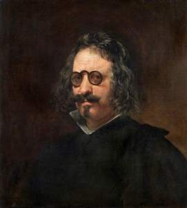 Retrato de Francisco Quevedo atribuido a John Vanderham. Fuente: Wikimedia