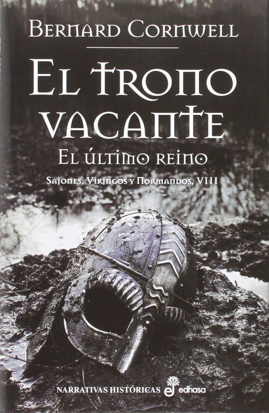El trono vacante Book Cover