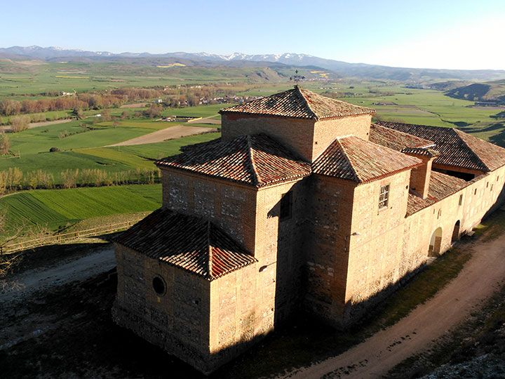 Ex Convento de San Vitores de Fresno de Río Tirón
