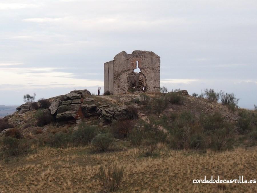 Ermita de San Isidro (Domingo García)