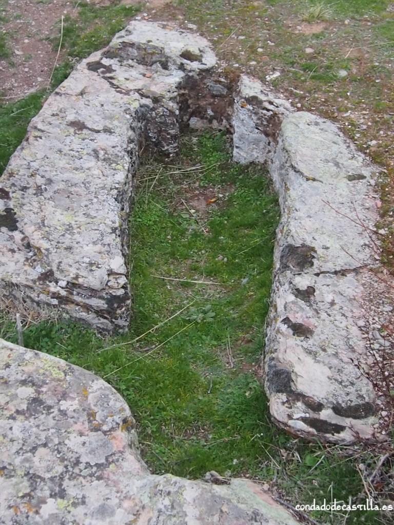 Necrópolis de San Isidro (Domingo García)