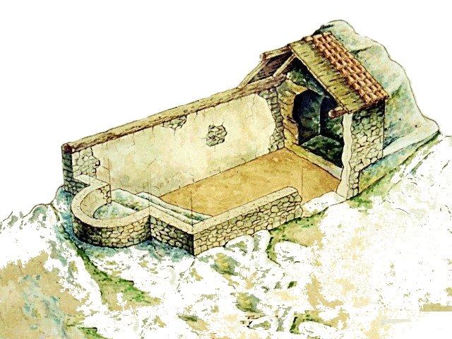 Reconstrucción iglesia Santiuste