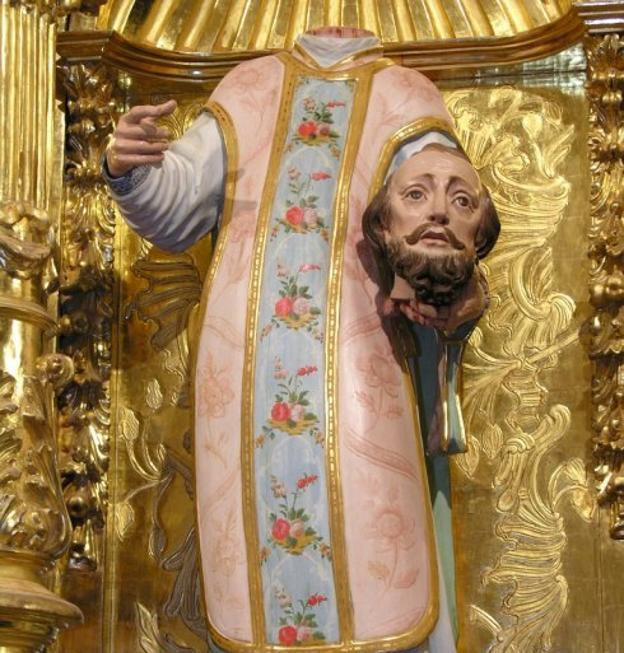 Imagen de San Vitores en Bañares (La Rioja)