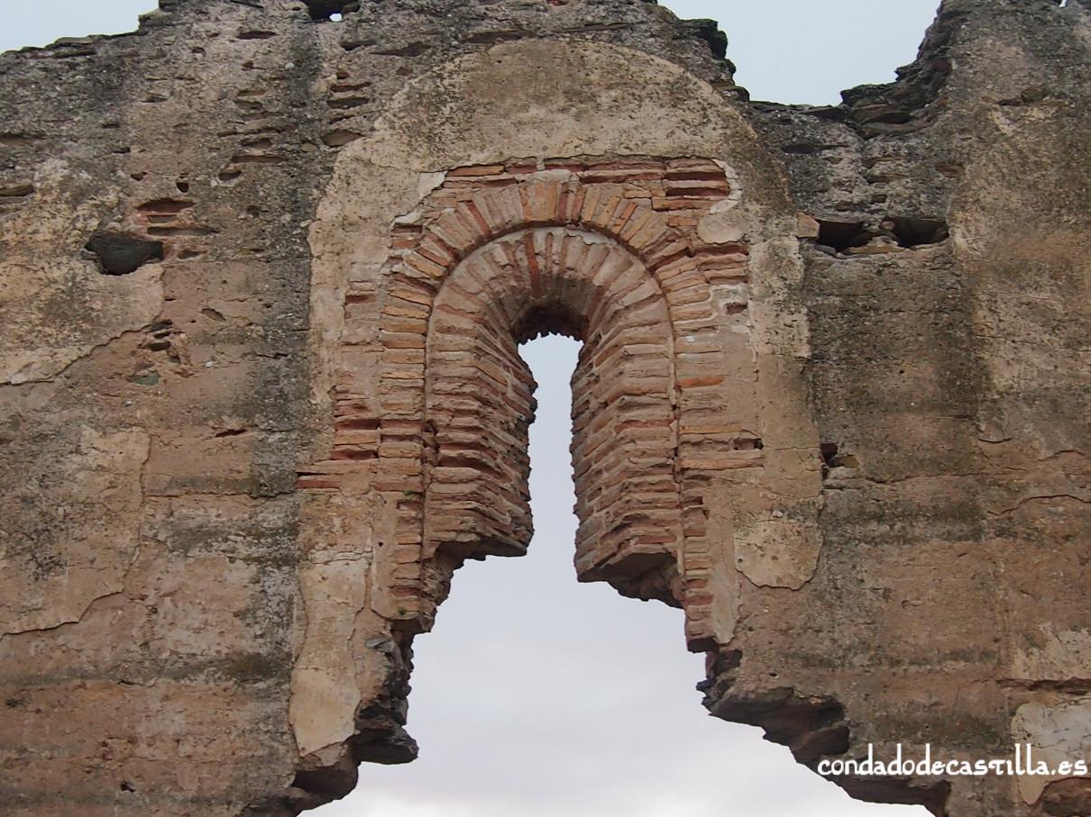 Ventana ermita de San Isidro (Domingo García)