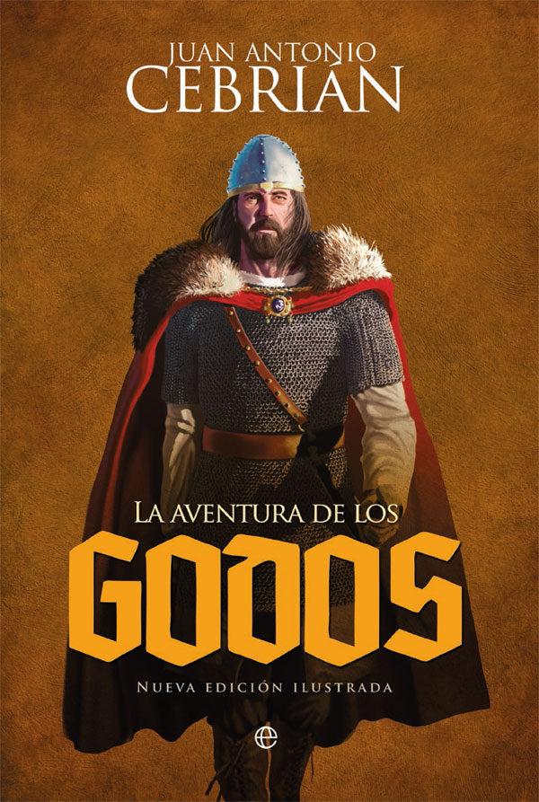 La Aventura de los Godos Book Cover
