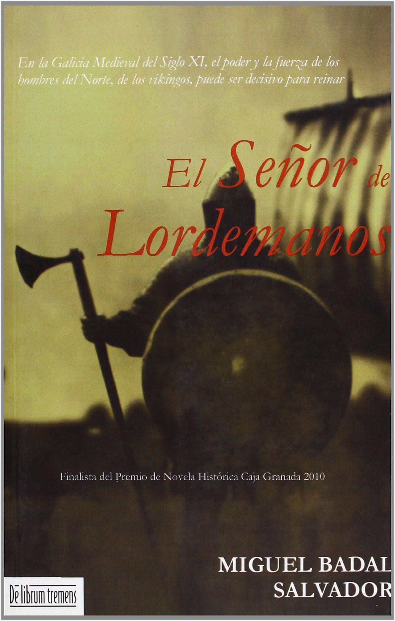 El señor de Lordemanos Book Cover