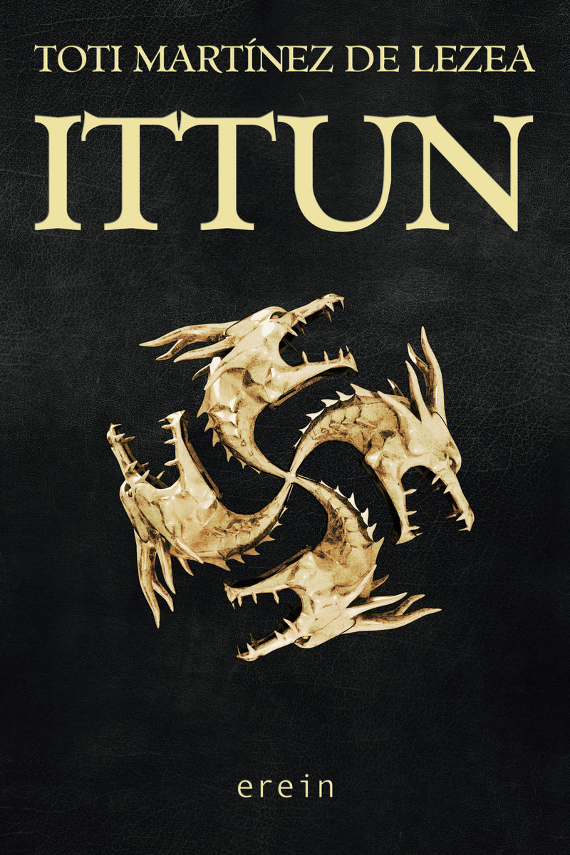 Ittun Book Cover