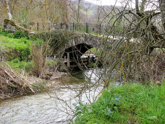 Puente de Las Herrerías de Valcarce (León)