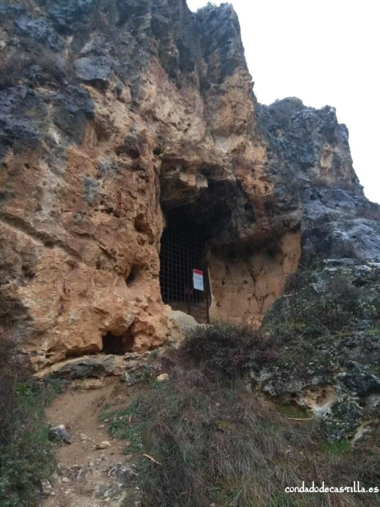 Exterior Cueva de los Siete Altares