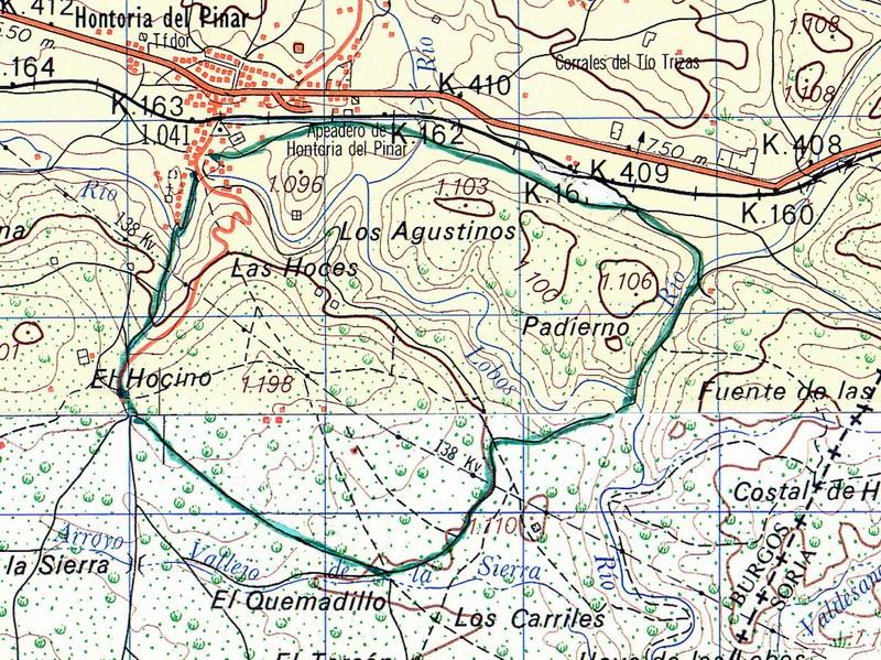Mapa PRC-BU-12