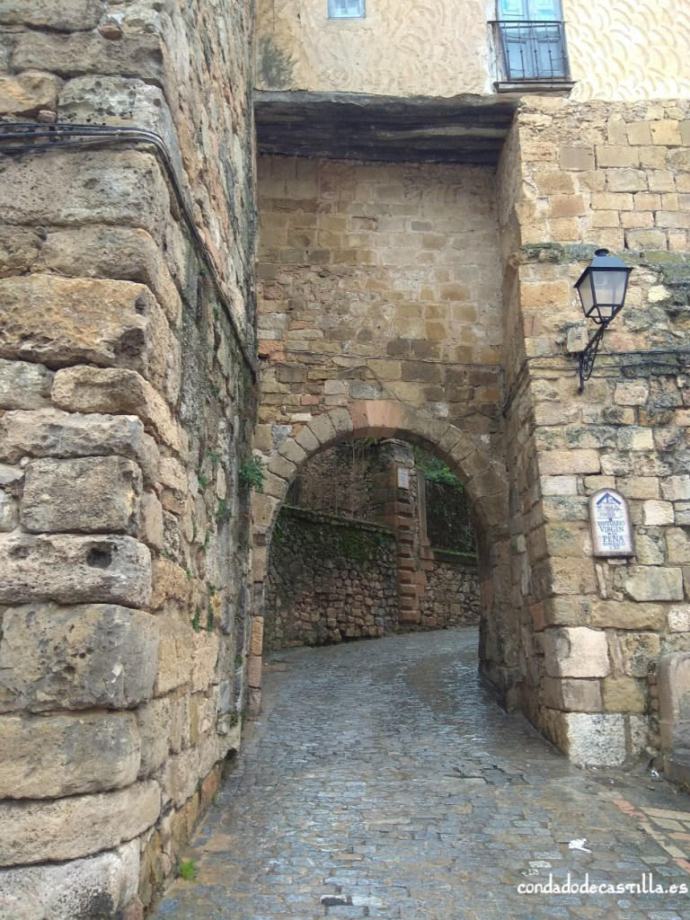 Puerta del Azogue o Ecce Homo de Sepúlveda