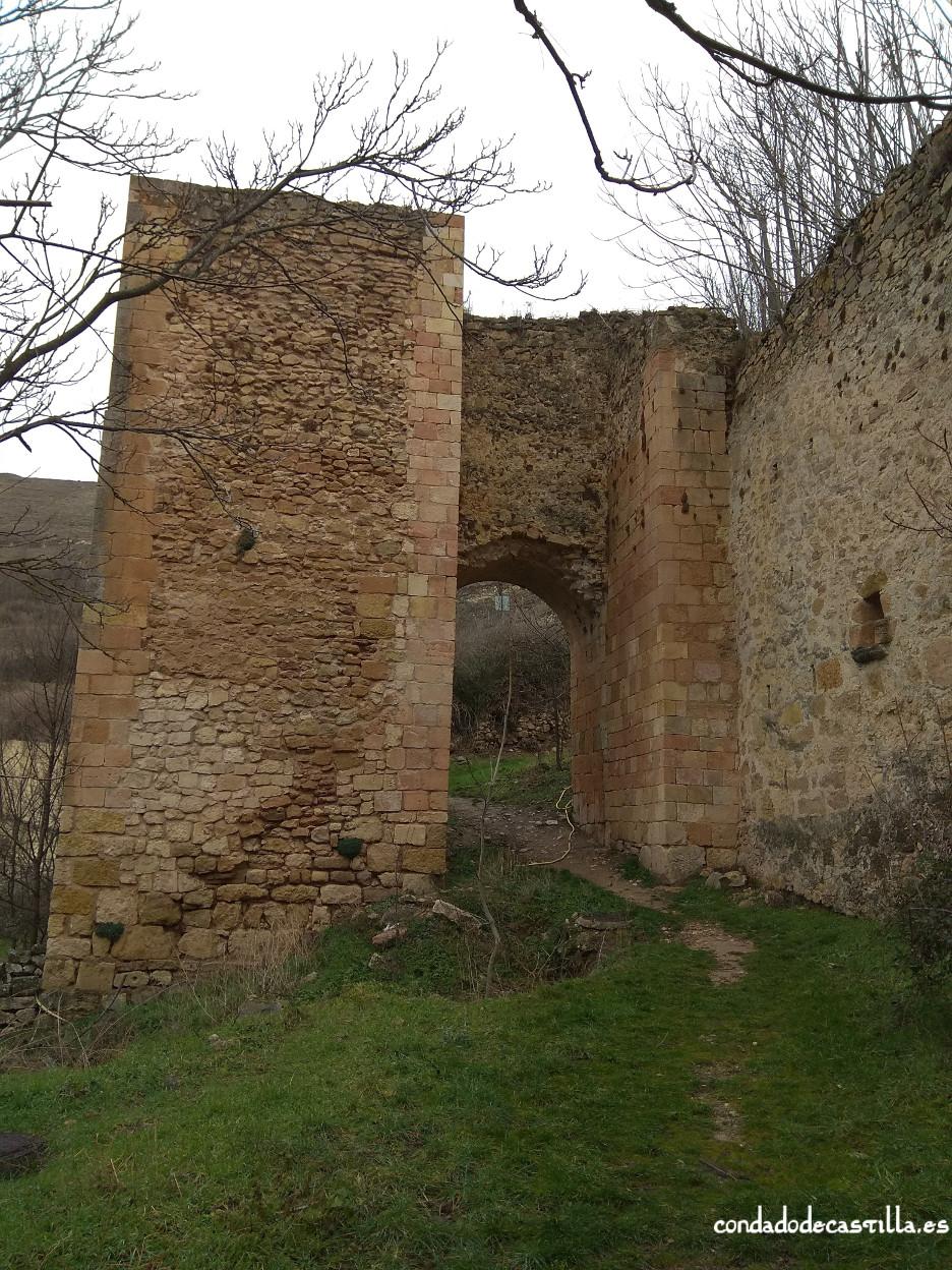 Puerta de Duratón de Sepúlveda