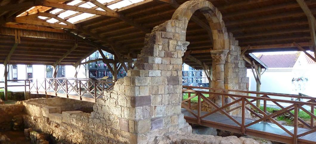 Rehabilitado el yacimiento arqueológico de San Juan de Maliaño