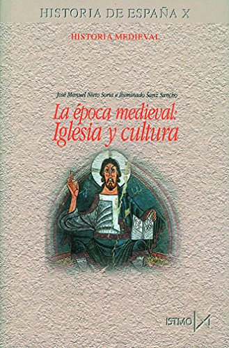 La época medieval Book Cover