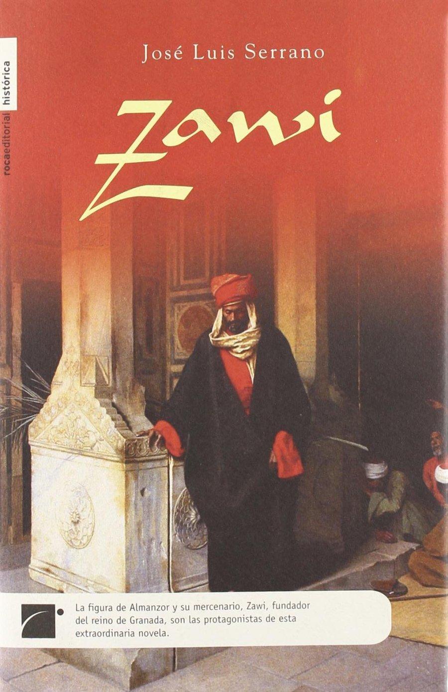 Zawi Book Cover