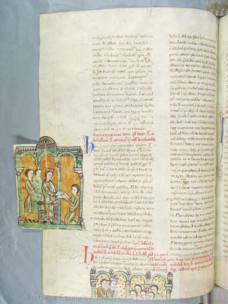 Folio 63 v Liber feudorum maior