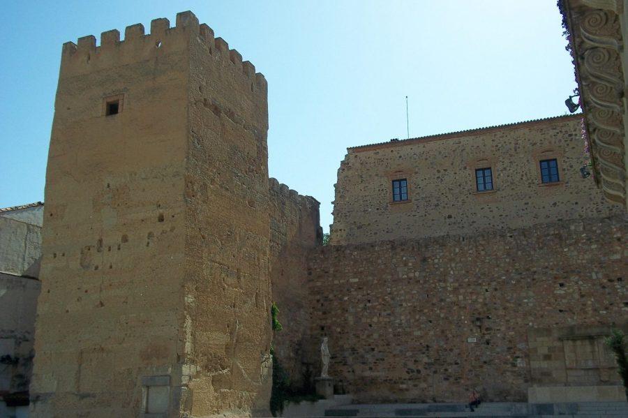 Torre de la Yerba. Cáceres