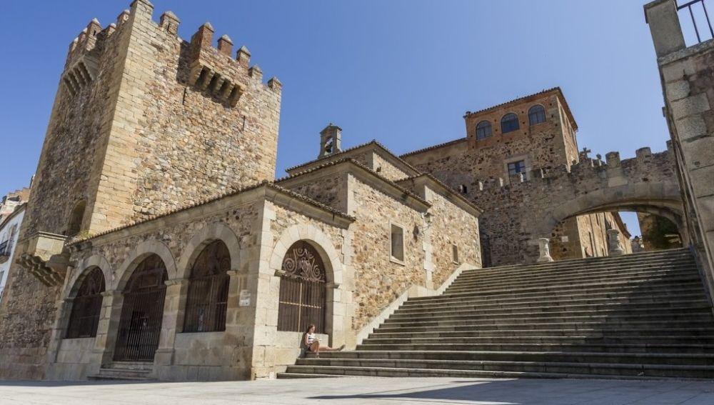 Cáceres y su patrimonio islámico medieval