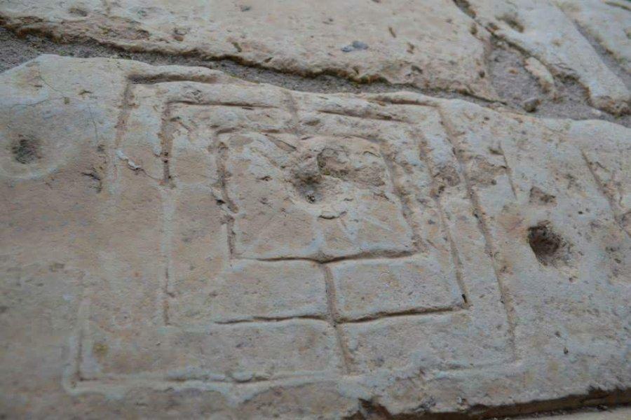 Alquerque de San Pedro ad vincula de Perorrubio (Segovia)