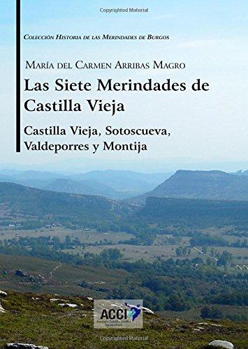 Las siete Merindades de Castilla Vieja - Tomo I Book Cover