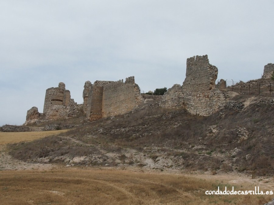 Ruinas del castillo de Fuentidueña