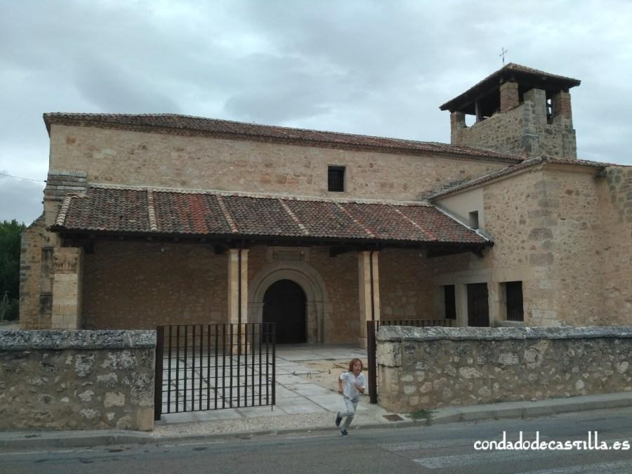 Iglesia de Santa María la Mayor de Fuentidueña