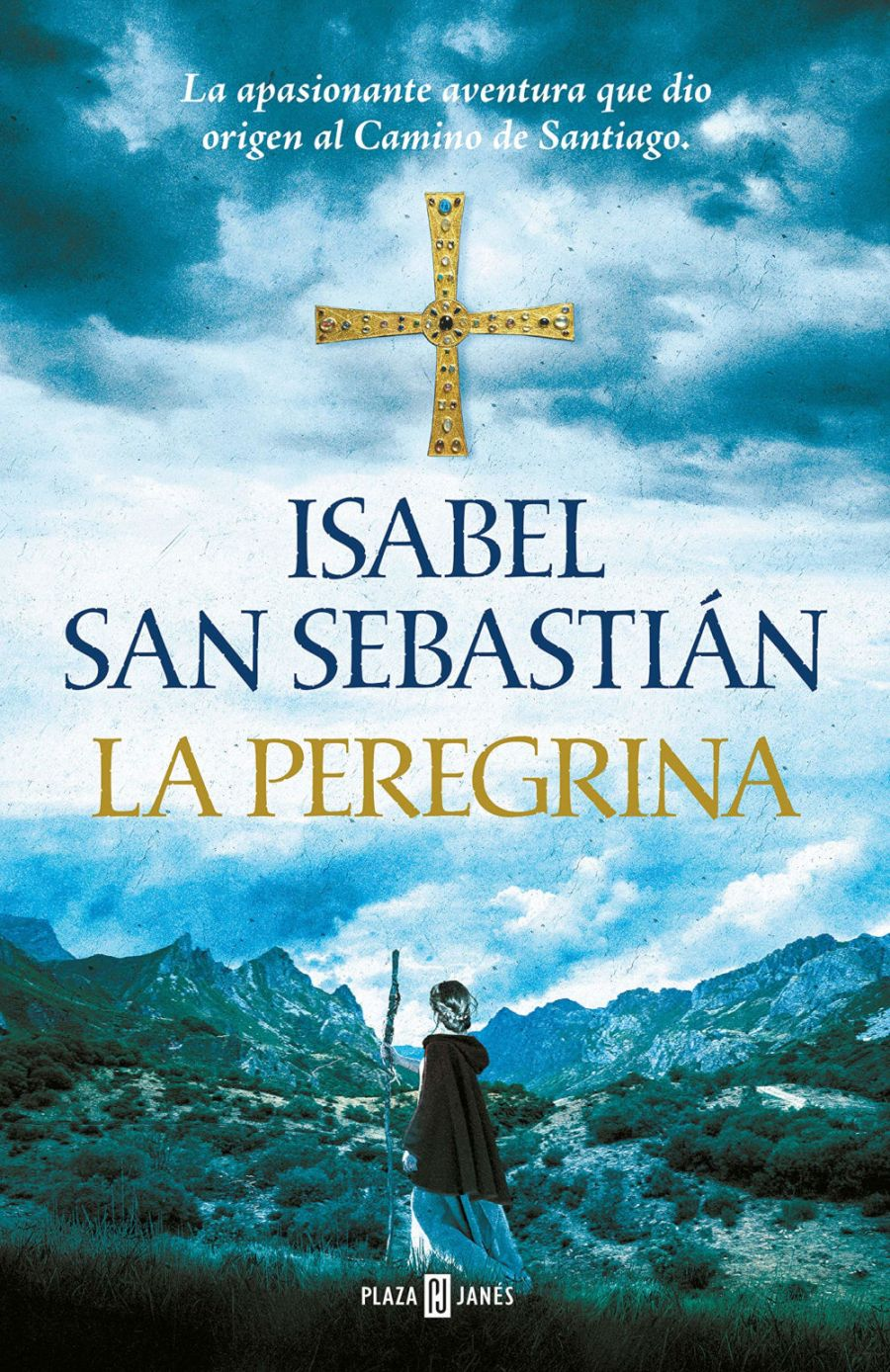 La peregrina Book Cover