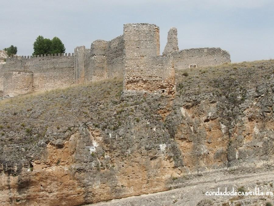 Muralla de Fuentidueña