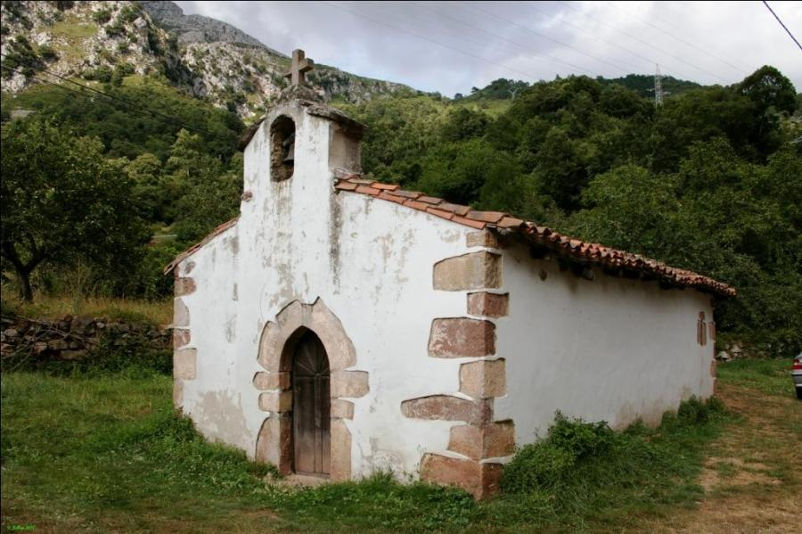 Ermita de San Pedro de Las Caldas (Peñarrubia)