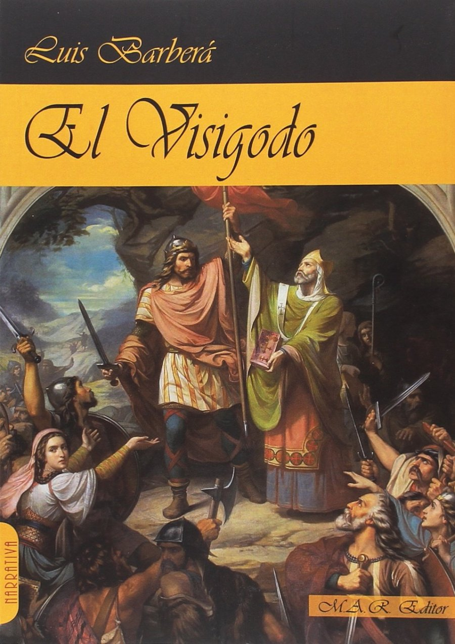 El visigodo Book Cover
