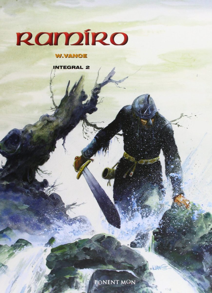 Ramiro. Integral 2 - Cómic