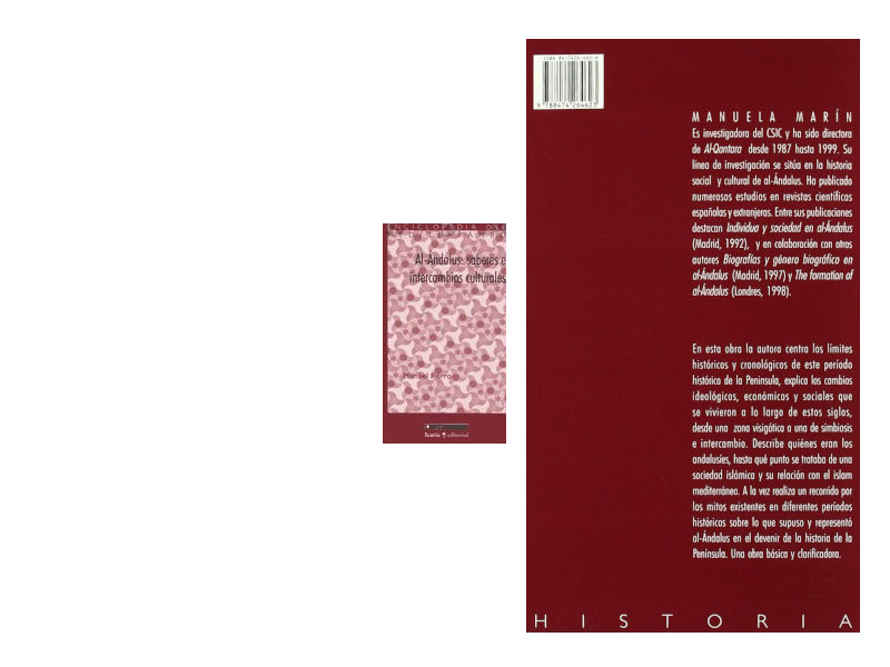 Al-Ándalus y los andalusíes Book Cover