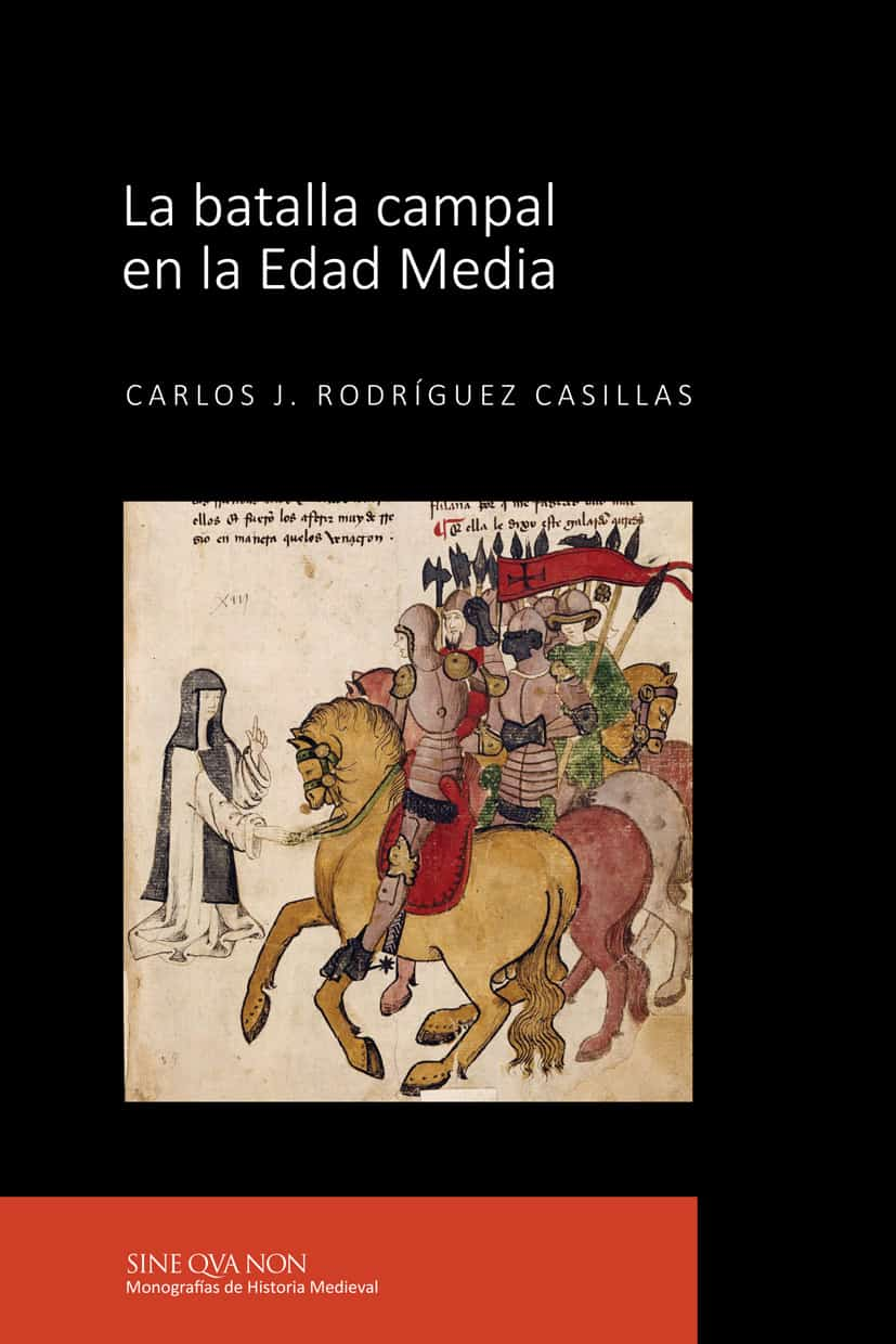 La batalla campal en la Edad Media Book Cover