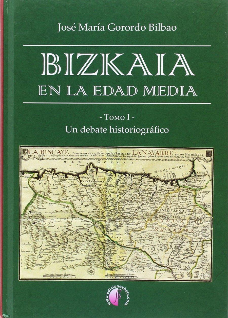 Bizkaia en la Edad Media Book Cover