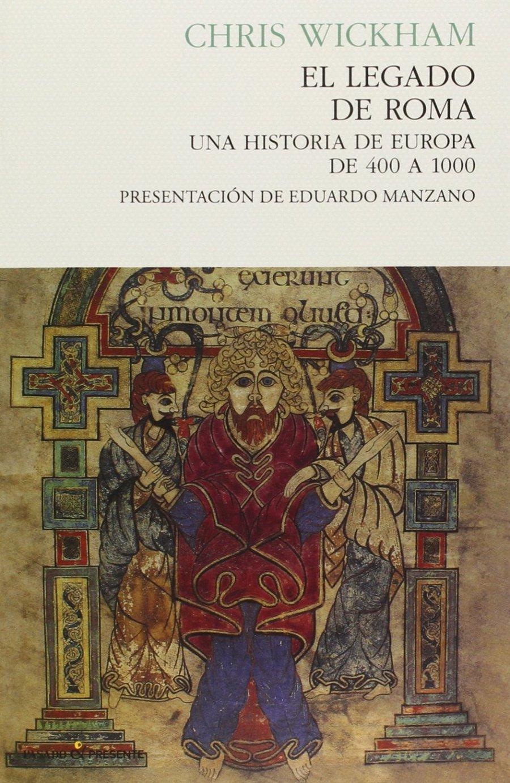 El legado de Roma Book Cover