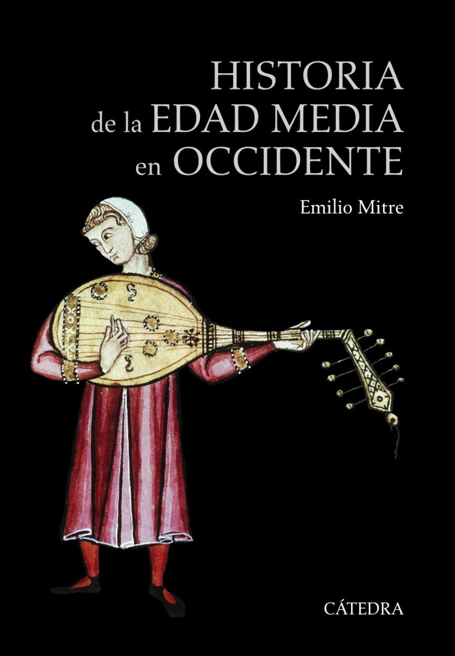 Historia de la Edad Media en Occidente Book Cover