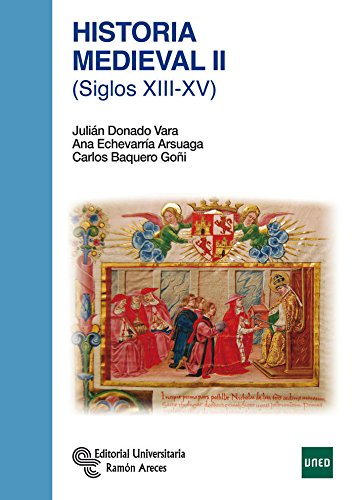 Historia Medieval II Book Cover