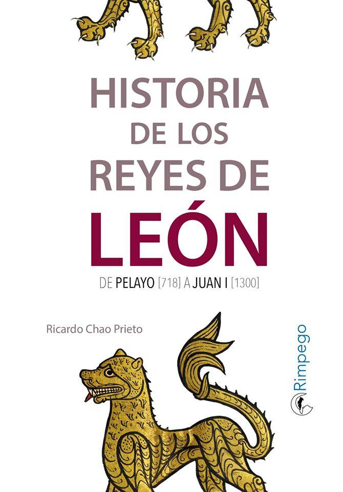 Historia de los reyes de León Book Cover