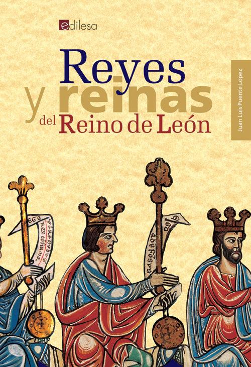 Reyes y reinas del reino de León Book Cover