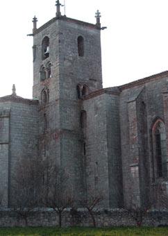 Torre del Cid o Torre de doña Jimena en San Pedro de Cardeña