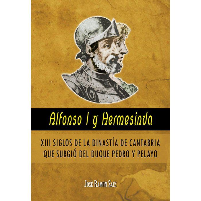 Alfonso I y Hermesinda Book Cover