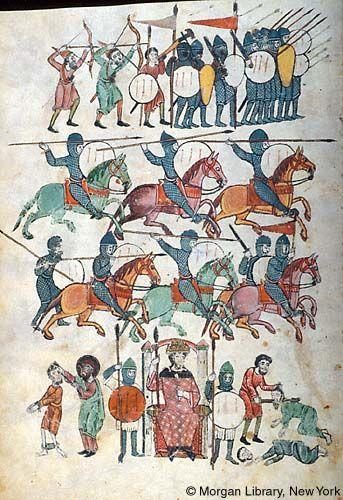 Beato de Las Huelgas, año 1220
