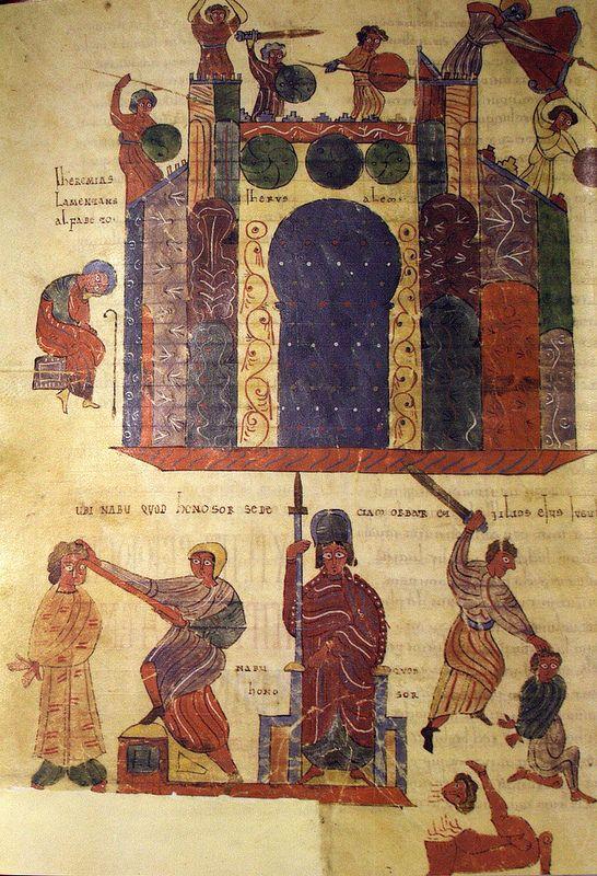 Beato de Valcavado, f. 194v, año 970