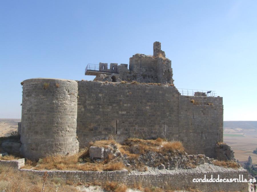 Castillo de Castrojeriz