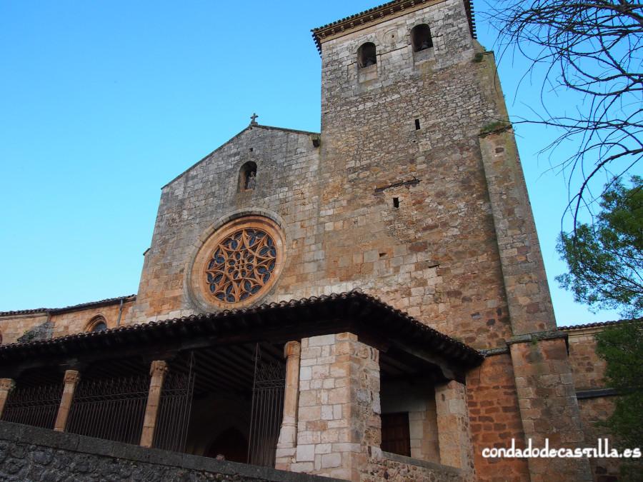 Excolegiata de San Cosme y San Damián de Covarrubias