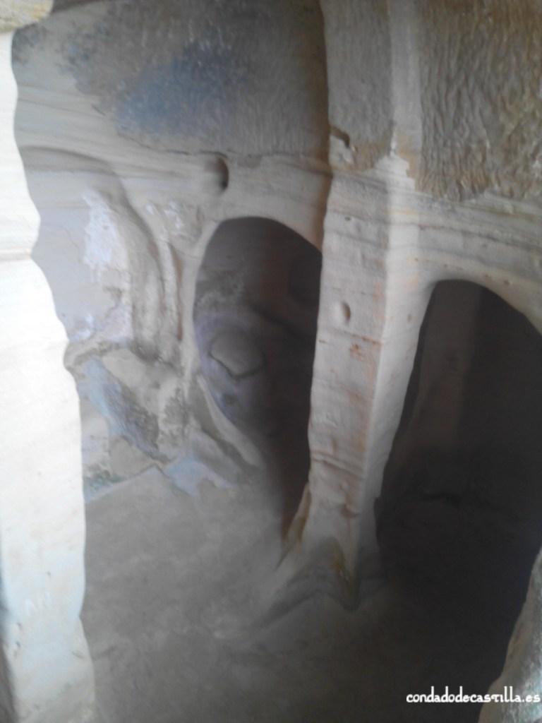 Interior San Miguel de Presillas de Bricia