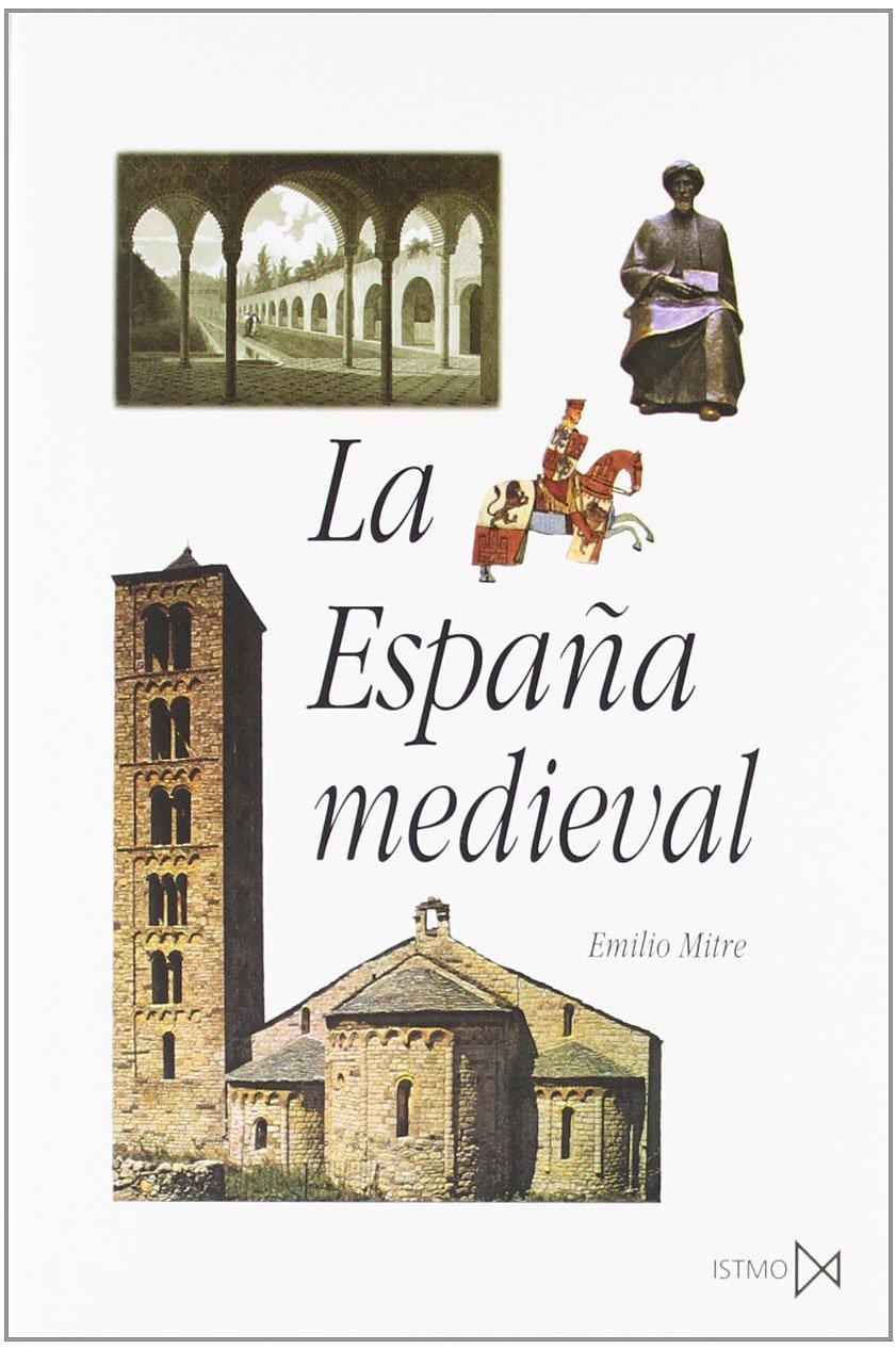 La España medieval Book Cover
