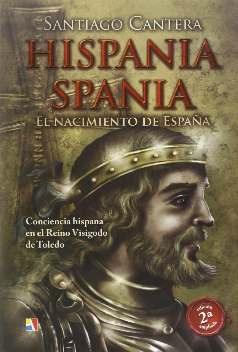 Hispania - Spania Book Cover