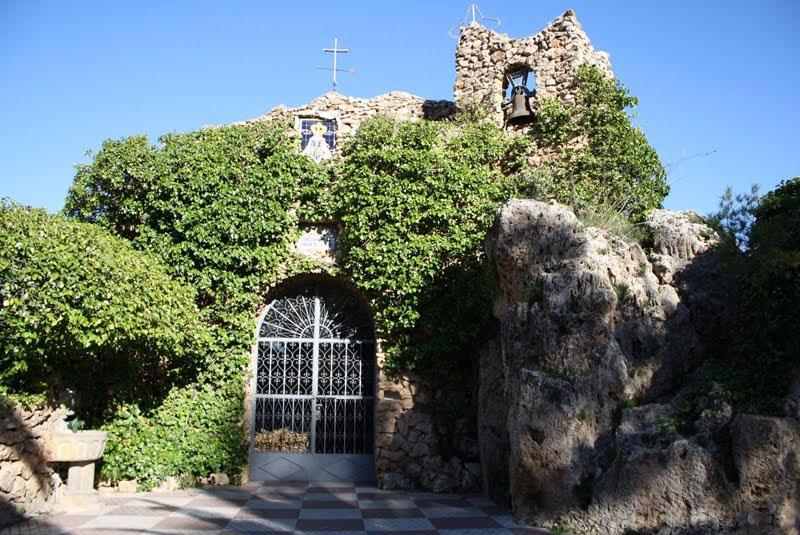 Ermita de la Virgen de la Peña de Mijas