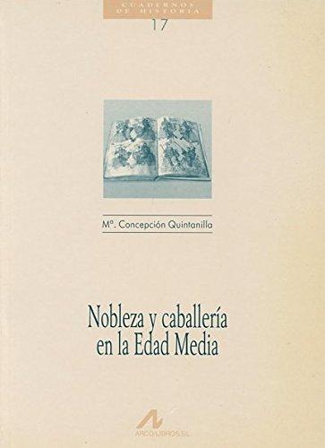Nobleza y caballería en la Edad Media Book Cover